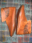CELTIC MEDIEVAL BOOTS