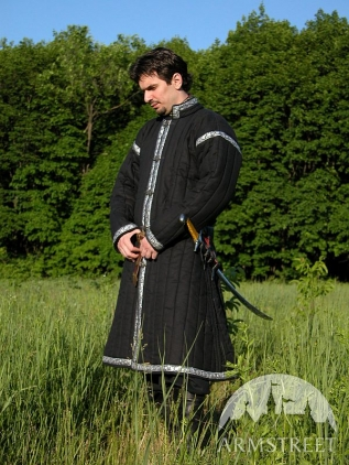Gambeson medievale asiatico